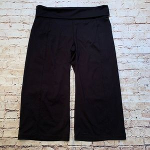 Old Navy black loose fitting pants